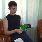 Саша Смирнов, 15лет