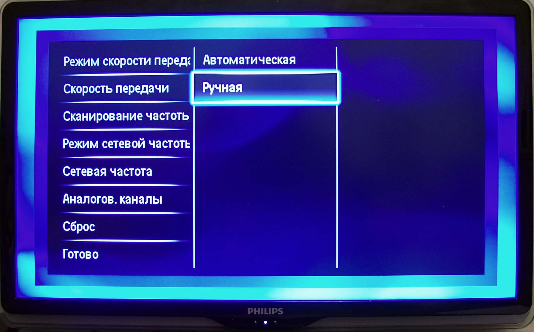 не ловит все каналы телевизора
